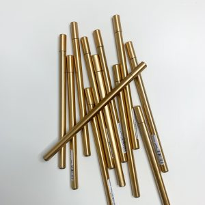 Gold Triangle Pen – 0.5mm