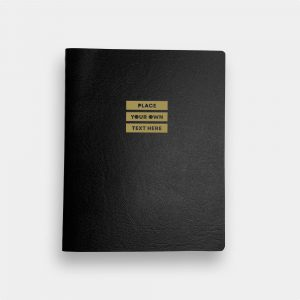 Custom Label – Undated Planner