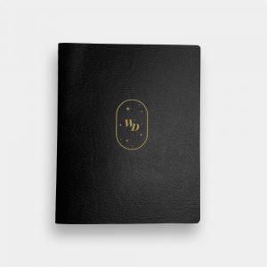 Custom Initials – Undated Planner