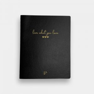 Live What You Love – Undated Planner